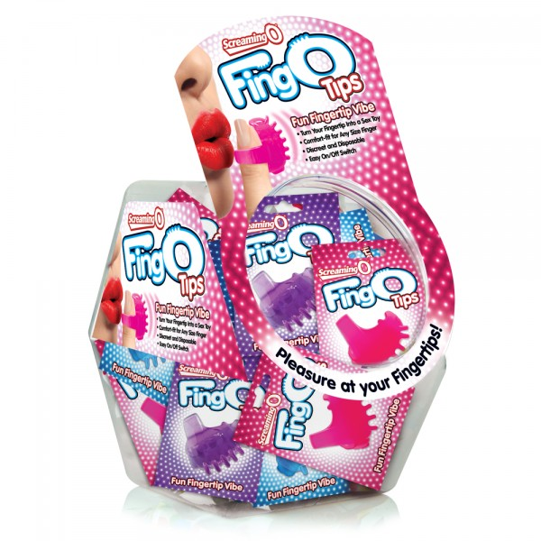 Screaming O Fing O Tips 36pc Bowl