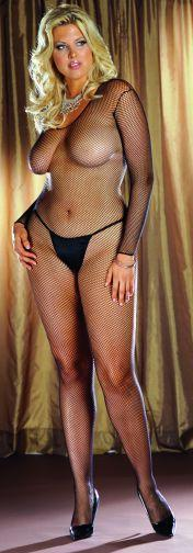 Body Stocking Black Os Queen amsterdam