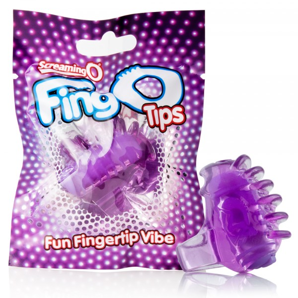 Screaming O Fing O Tips Purple