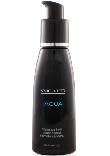 Wicked Aqua Lube 2oz