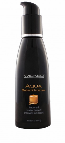 Wicked Aqua Salted Caramel
