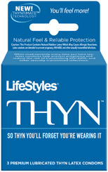 Lifestyles Thyn 3 Pack